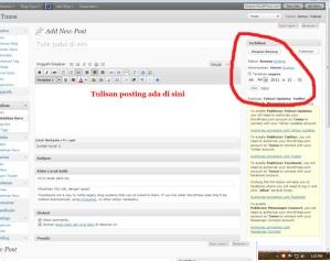 Cara Menjadwal Postingan di Blog