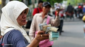 jasa penukaran uang