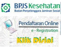 Daftar BPJS Online