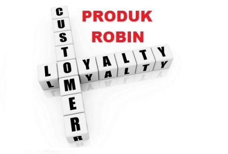 konsumen sejati produk robin